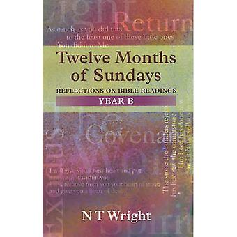 Twelve Months of Sundays by Wright & Tom