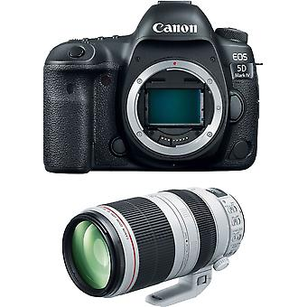 CANON EOS 5D IV + EF 100-400mm F4.5-5.6L IS II USM