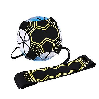 Soccer Football Kick Solo Trainer Juggle Bags Practice Training Equipment