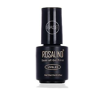 Nail Base Coat - Shiny Sealer Manicure Soak Off Uv