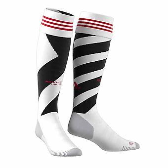 2020-2021 Mies Utd Adidas Kolmannet sukat (valkoinen)