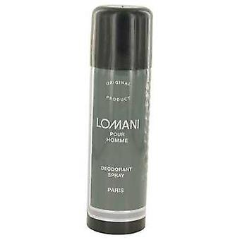 Lomani By Lomani Deodorant Spray 6.7 Oz (men) V728-526651