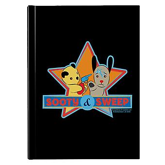 Sooty And Sweet Water Fight Hardback Journal