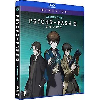 Psycho-Pass: Season Two [Blu-ray] USA import