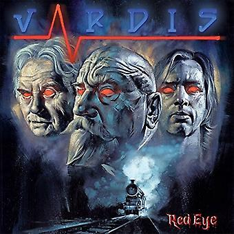 Vardis - Red Eye [CD] USA import