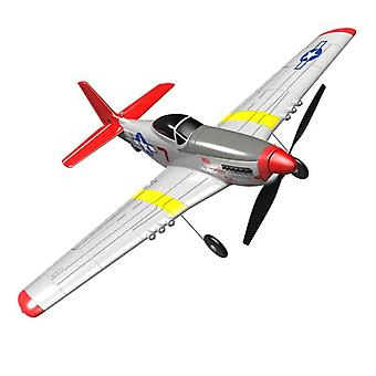 Mini  Wingspan 2.4g 6-axis Remote Control Rc Airplane Trainer Fixed Wing Rtf