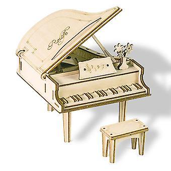 دليل DIY التجميع من نموذج البيانو
