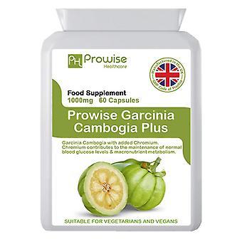 Garcinia Cambogia Whole Fruit 500mg 60 Capsules