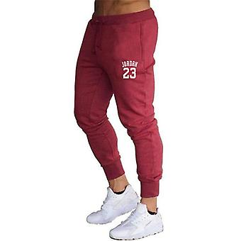 Men Casual Jordan Long Trousers Tracksuit For Gym/sport/workout/joggers