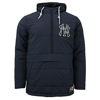 Majestic Juupa Padded Jacket New York Yankees Hooded Mens Coat MNY3460NL A45CD