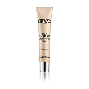 Perfecteur De Teint - Light Beige Foundation 30 ml (Light Beige)