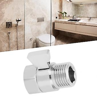 Shower Head Flow Control Shut Off Stop Valve For Water Saver