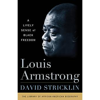 Louis Armstrong by David Stricklin