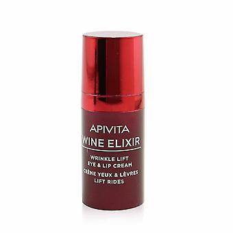 Vin eliksir rynke løft øje & læbe creme 256677 15ml/0.51oz