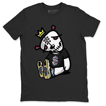 Dead Dolls T-Shirt Jordan 4 Union Off Noir Sneakers Matching Outfits