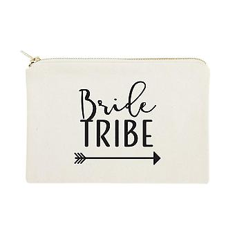 Sac cosmétique bride tribe-cotton canvas