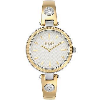 Versus by Versace Women's Watch Wristwatch Brigitte VSPEP0219 Stainless Steel