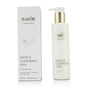 Babor CLEANSING Gentle Cleansing Milk - For All Skin Types 200ml/6.3oz
