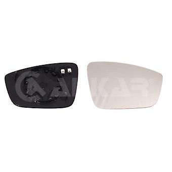 Vidrio espejo lateral del ala del conductor derecho (calentado), fácil de ajustar