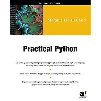 Practical Python par Magnus Lie Hetland - 9781590590065 Livre