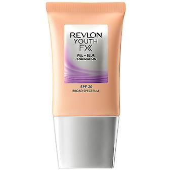 Revlon Youthfx Fill + Blur Foundation 330 Přírodní opálení 30 ml