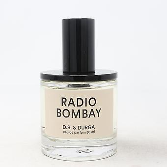 Radio Bombay by D.S. & Durga Eau De Parfum 1.6oz/50ml Spray New Without Box