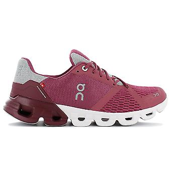 ON Running Cloudflyer W - Women's Running Shoes Red 21.99625 Sneakers Sports Shoes