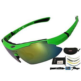 Ochelari de soare polarizați Uv400, ochelari de protecție tactică pentru pescuit, alpinism,