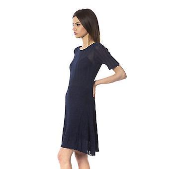 Frankie Morello Bluroyal Dress