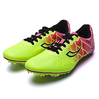 Track And Field Shoes For Professional Spikes Running Jumping