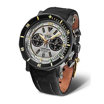 Vostok-Europe - Wristwatch - Men - Lunokhod-2 Chrono - 6S21-620E277