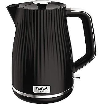 Loft KO250840 Kettle – 1.7L / Black, Plastic, 3000 W
