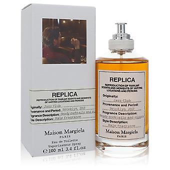 Replica Jazz Club by Maison Margiela Eau De Toilette Spray (Unisex) 3.4 oz
