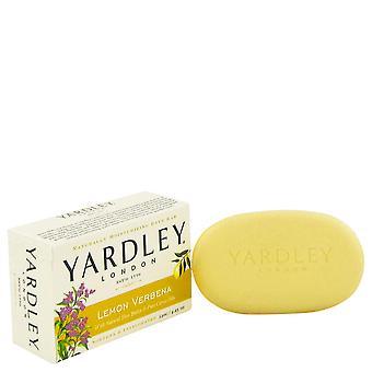 Yardley London Soaps by Yardley London Lemon Verbena Naturally Moisturizing Bath Bar 4.25 oz