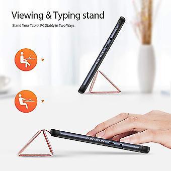 FengChun Hülle für Huawei MatePad T10 / T10s 2020, Ultra Lightweight Flip mit Ständer und