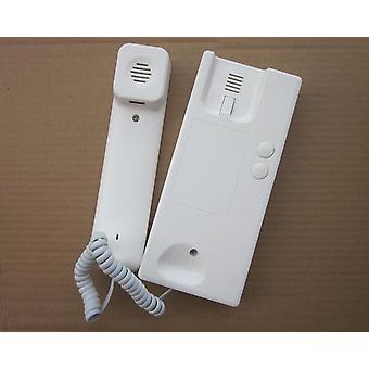 Niewizualne budynku domofon do audio drzwi systemu telefonicznego