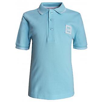 Hugo Boss Jungen Hugo Boss Kleinkind Junge hellblau Polo Shirt