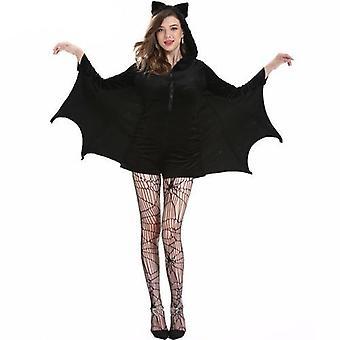 Хэллоуин Костюм Косплей Летучая мышь Вампир
