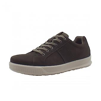 ECCO 501584 Byway Lace-up Sneaker In Tarmac