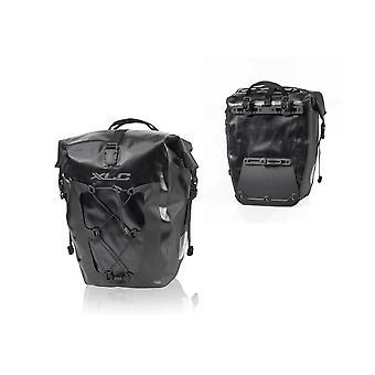 Sac porte-bagages XLC BA-W38 (set) // noir