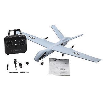 Rc-lentokone, Predator-kaukosäädin, siipien kärkiväli vaahtokäsi, heittoliitin