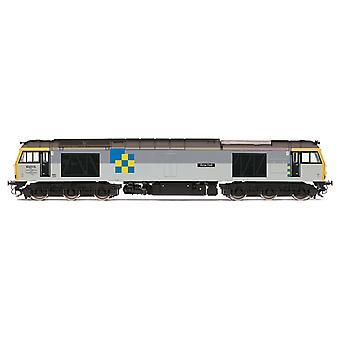 הורנבי BR Railfreight Class 60 Co-Co 60015 קשת נפל עידן 8 מודל רכבת