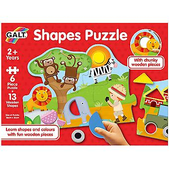 Shapes Learning Puzzle