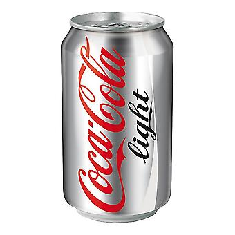 Boisson rafraîchissante Coca-Cola Light (33 cl)