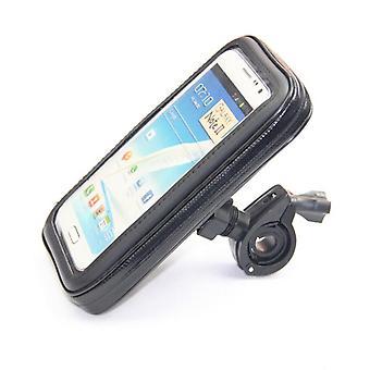 360° wasserdichte Fahrradhalterung Halter Fall Fahrradabdeckung für verschiedene Handys