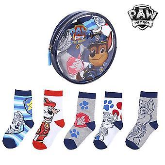 Socks The Paw Patrol (5 pairs) Multicolour