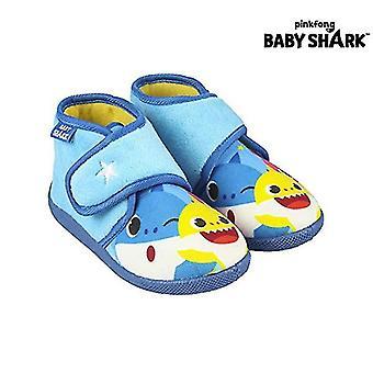 House Slippers Baby Shark Children's Blue