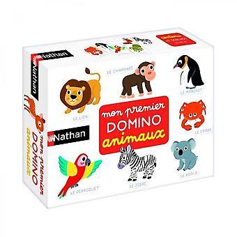 Nathan - Moje prvé Domino zvieratá