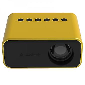 1080p Hdmi Usb Audio Bärbar Hem Media Video Spela Led Mini Projektor