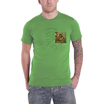Selena Gomez T Shirt Polaroid Logo new Official Mens Green